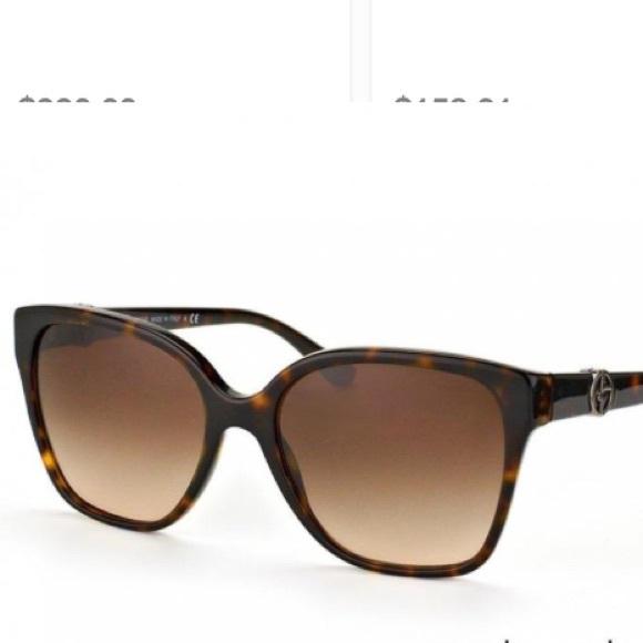 ddc867e1cee Giorgio Armani AR8061 Sunglasses NWOT